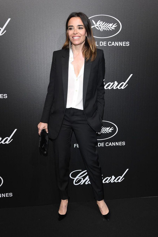 Elodie Bouchezà la soirée du Trophée Chopard lors du 72e Festival de Cannes le 20 mai 2019