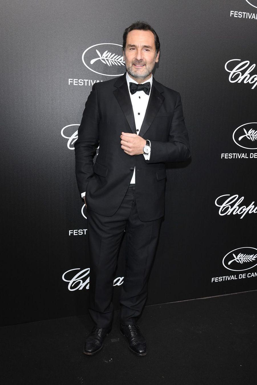 Gilles Lelloucheà la soirée du Trophée Chopard lors du 72e Festival de Cannes le 20 mai 2019
