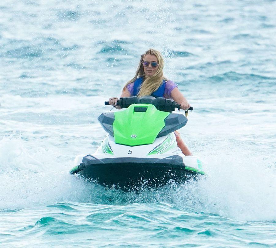 Britney Spears à Miami le 9 juin 2019
