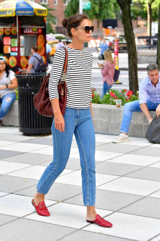 Katie Holmesà New York le 5 août 2019