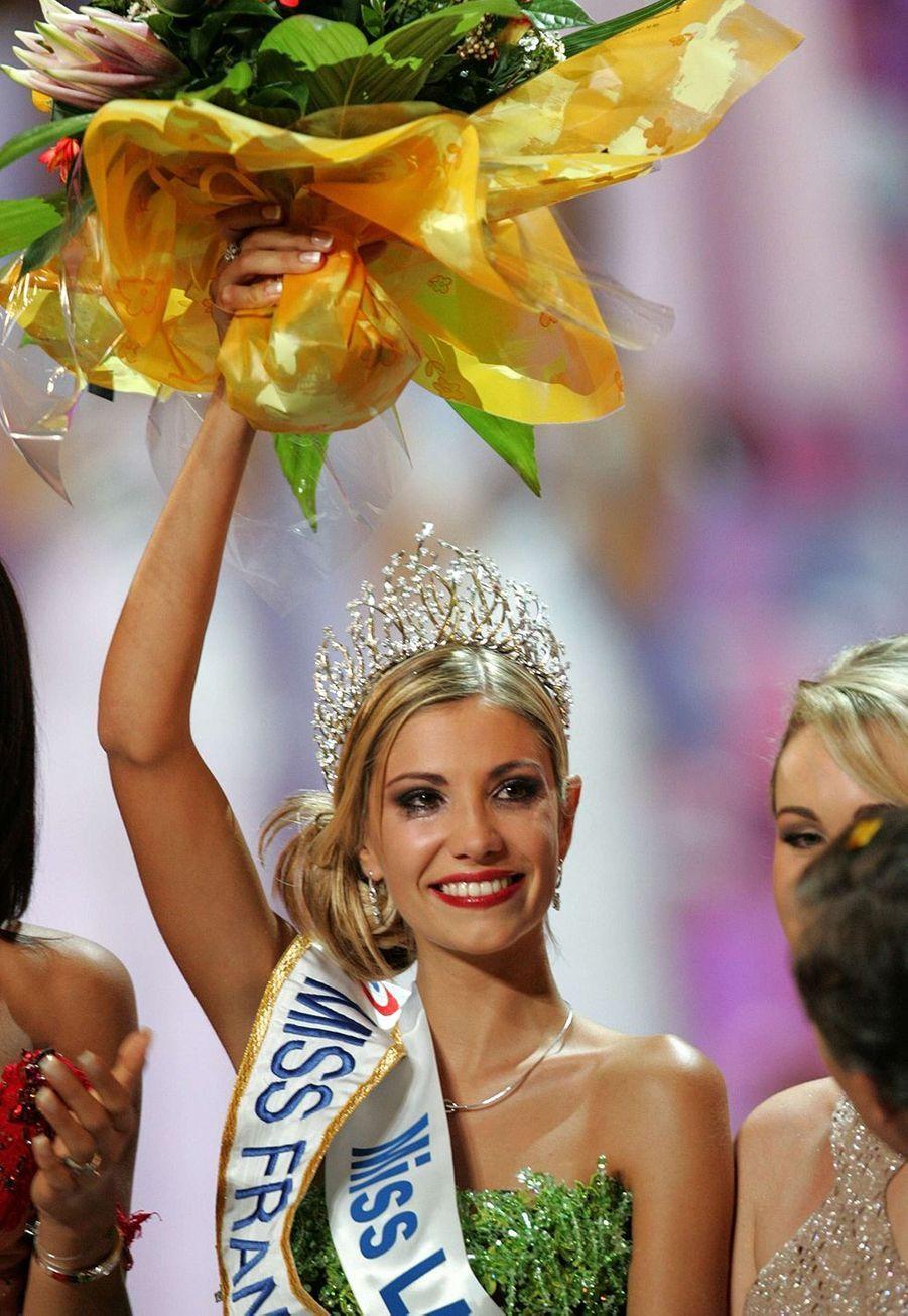 Alessandra Rosenfeld, Miss France 2006