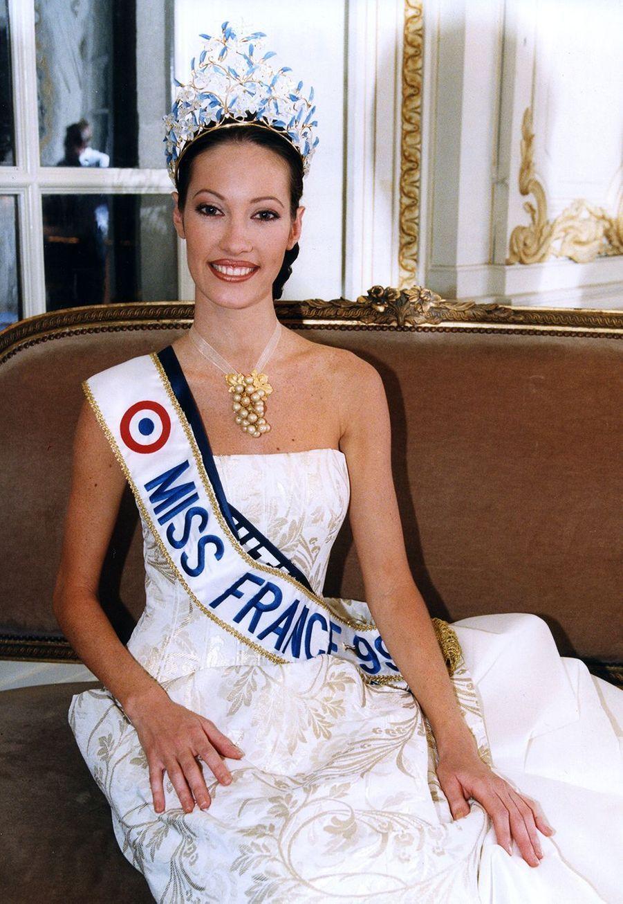 Mareva Galanter, Miss France 1999