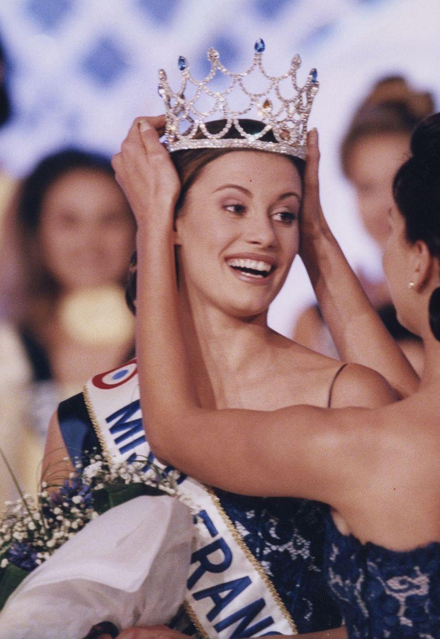 Sophie Thalmann, Miss France 1998
