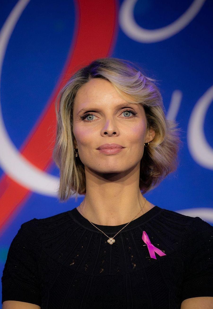Sylvie Tellier est la directrice générale de la société Miss France et de Miss Europe Organisation.