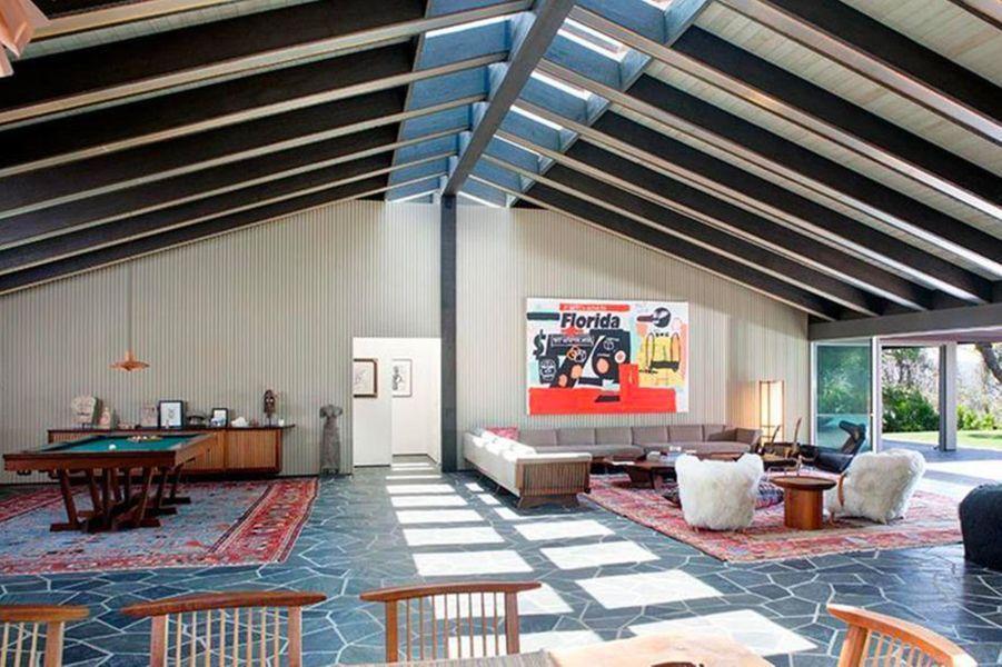 Également en vente : la maison d'Adam Levine à Beverly Hills, Californie