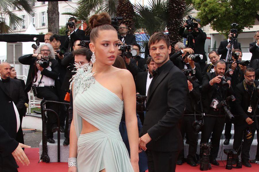 Adèle Exarchopoulos à Cannes, le 24 mai 2019