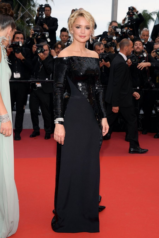 Virginie Efira à Cannes, le 24 mai 2019
