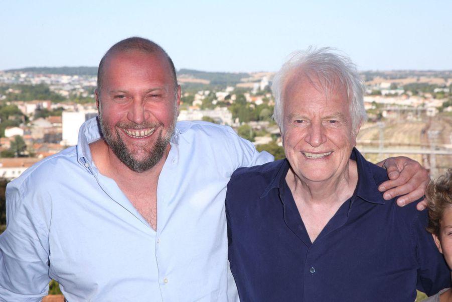 Francois Damiens et André Dussollier