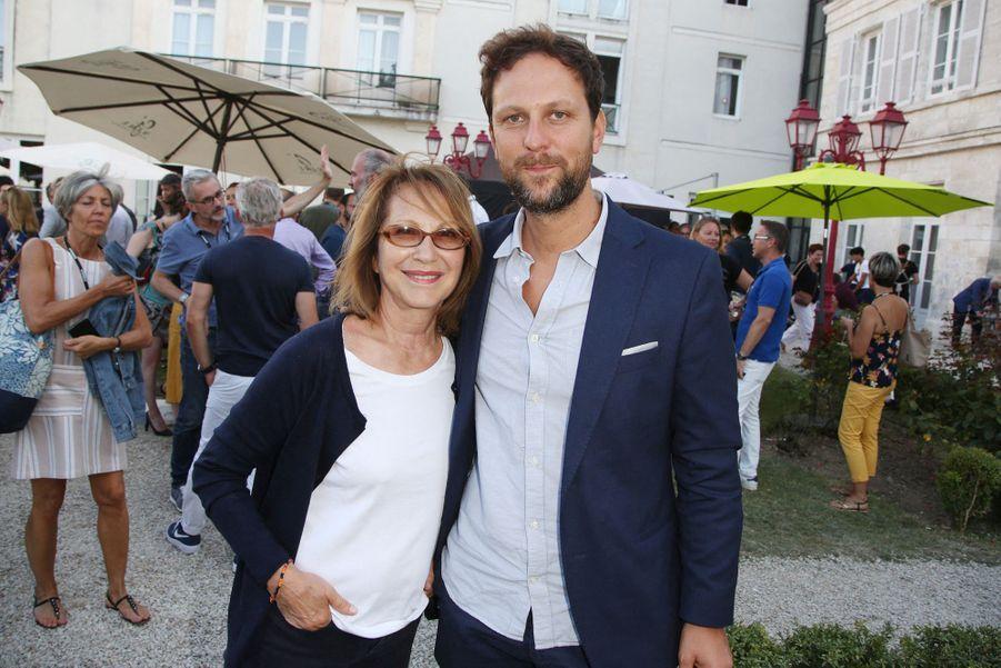Nathalie Baye et Pierre Rochefort