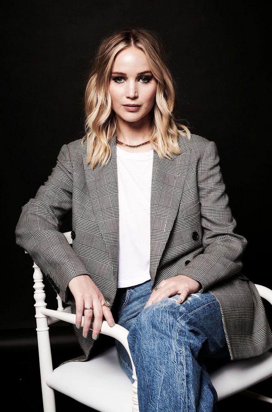 Actrice la mieux payée d'Hollywood, Jennifer Lawrence gagne par jour près de 57.000 euros.