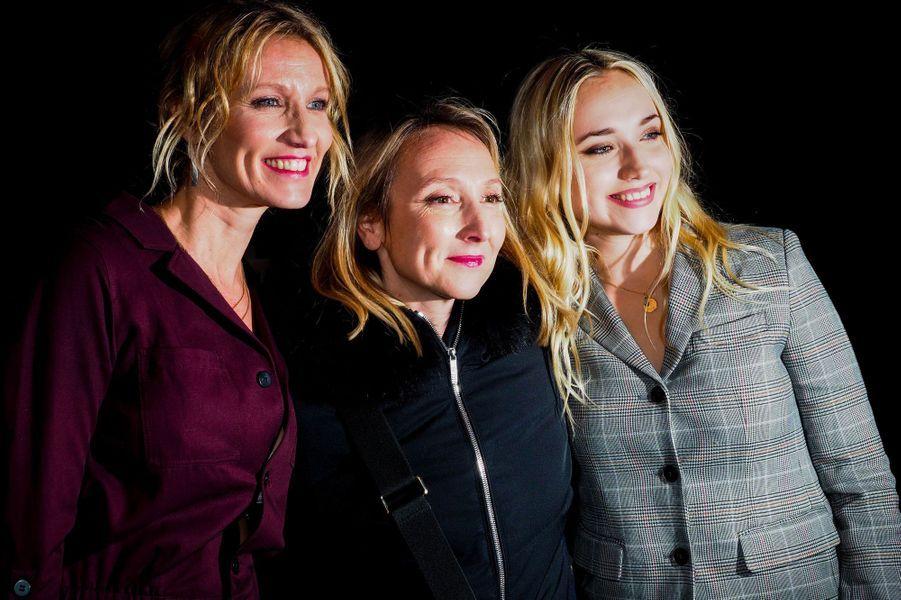 Alexandra Lamy, Audrey Lamy et Chloé Jouannet