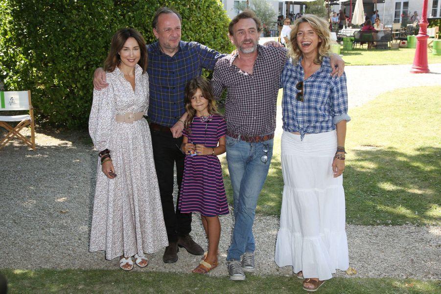 Alice Taglioni et Laurent Delahousse attendent leur 2e enfant !