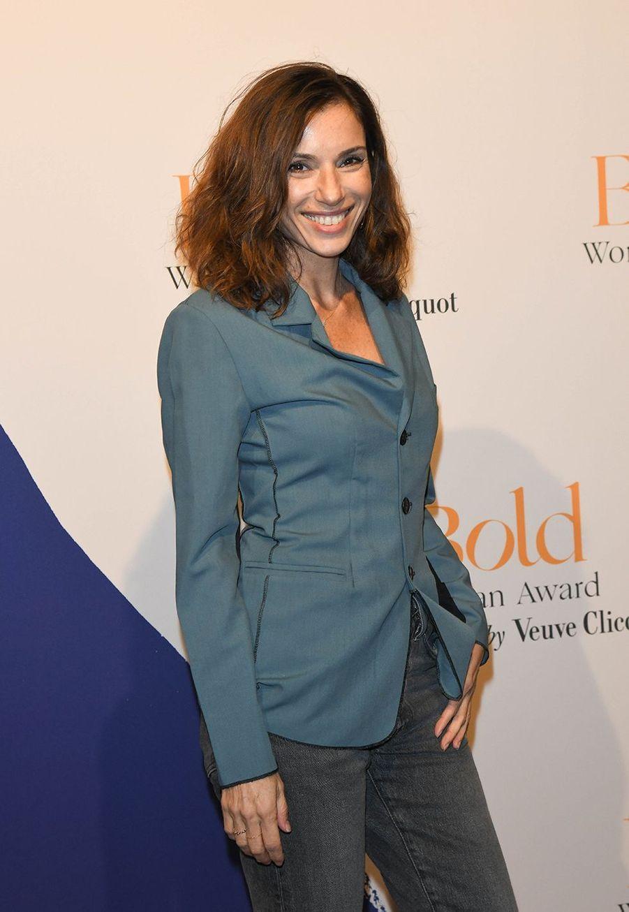 Aure Atikalors desBold Woman Awards à Paris le jeudi 14 novembre2019.