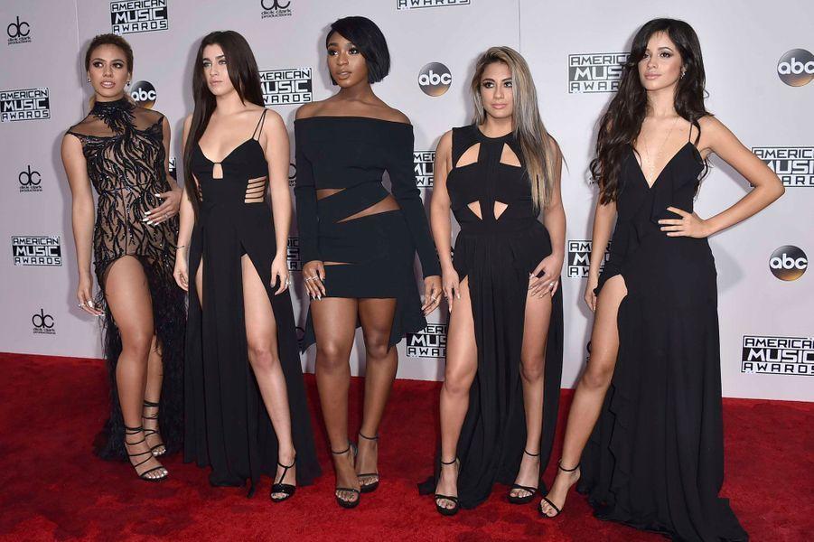 Les Fifth Harmonyaux American Music Awards
