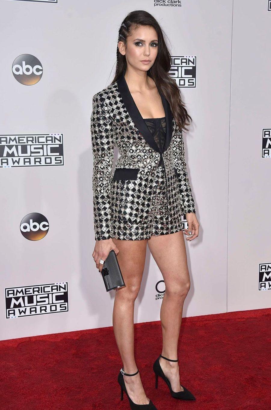 Nina Dobrevaux American Music Awards