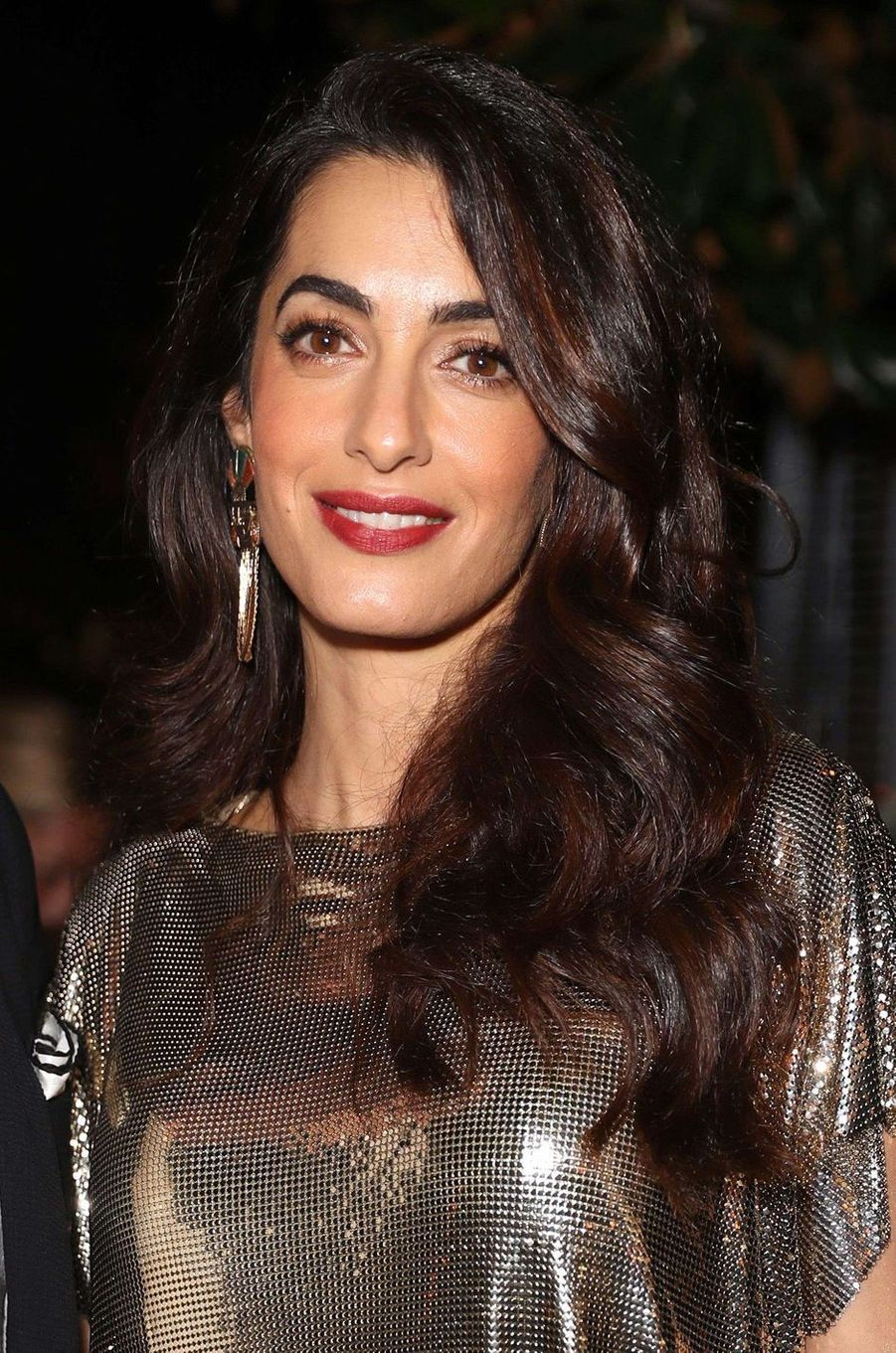 Amal Clooney à Los Angeles, le 5 octobre 2017.