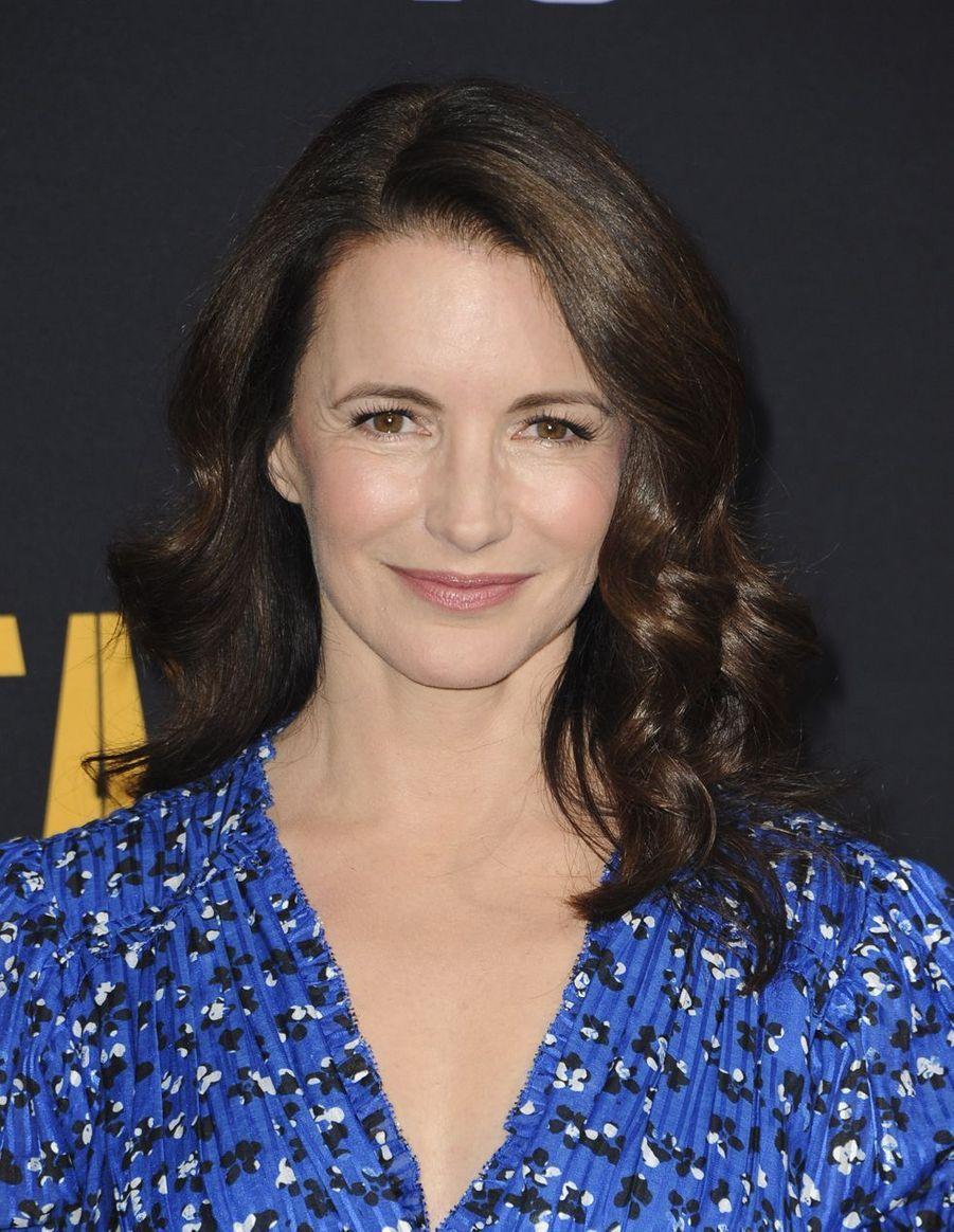 Kristin Davisà la première de «Catch-22» à Los Angeles le 7 mai 2019