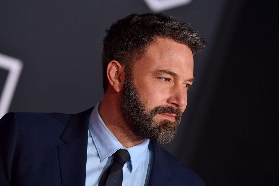 """Ben Affleck à l'avant-première de """"Justice League"""" à Los Angeles"""