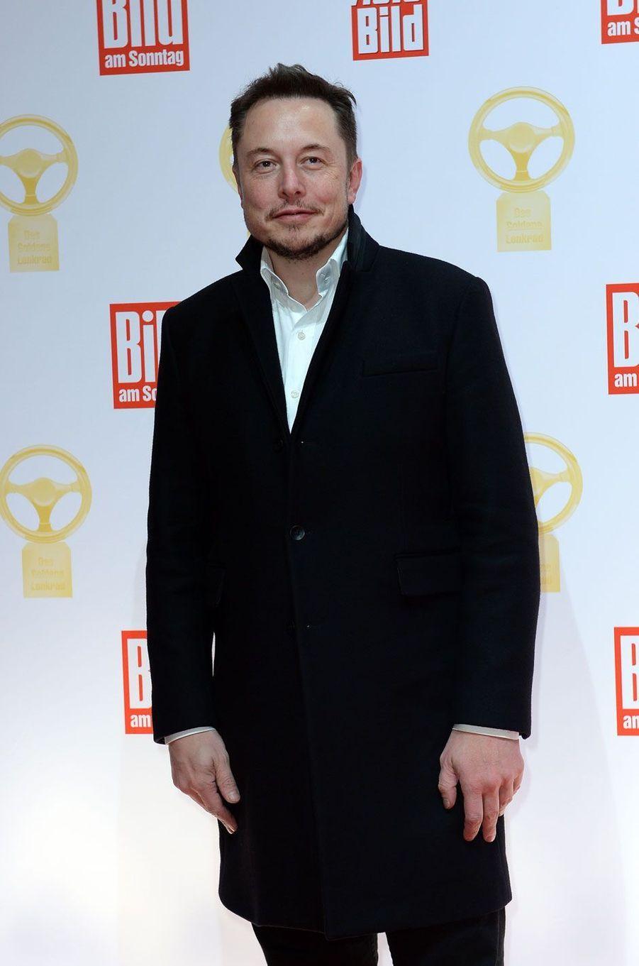Elon Musk, fondateur de Tesla