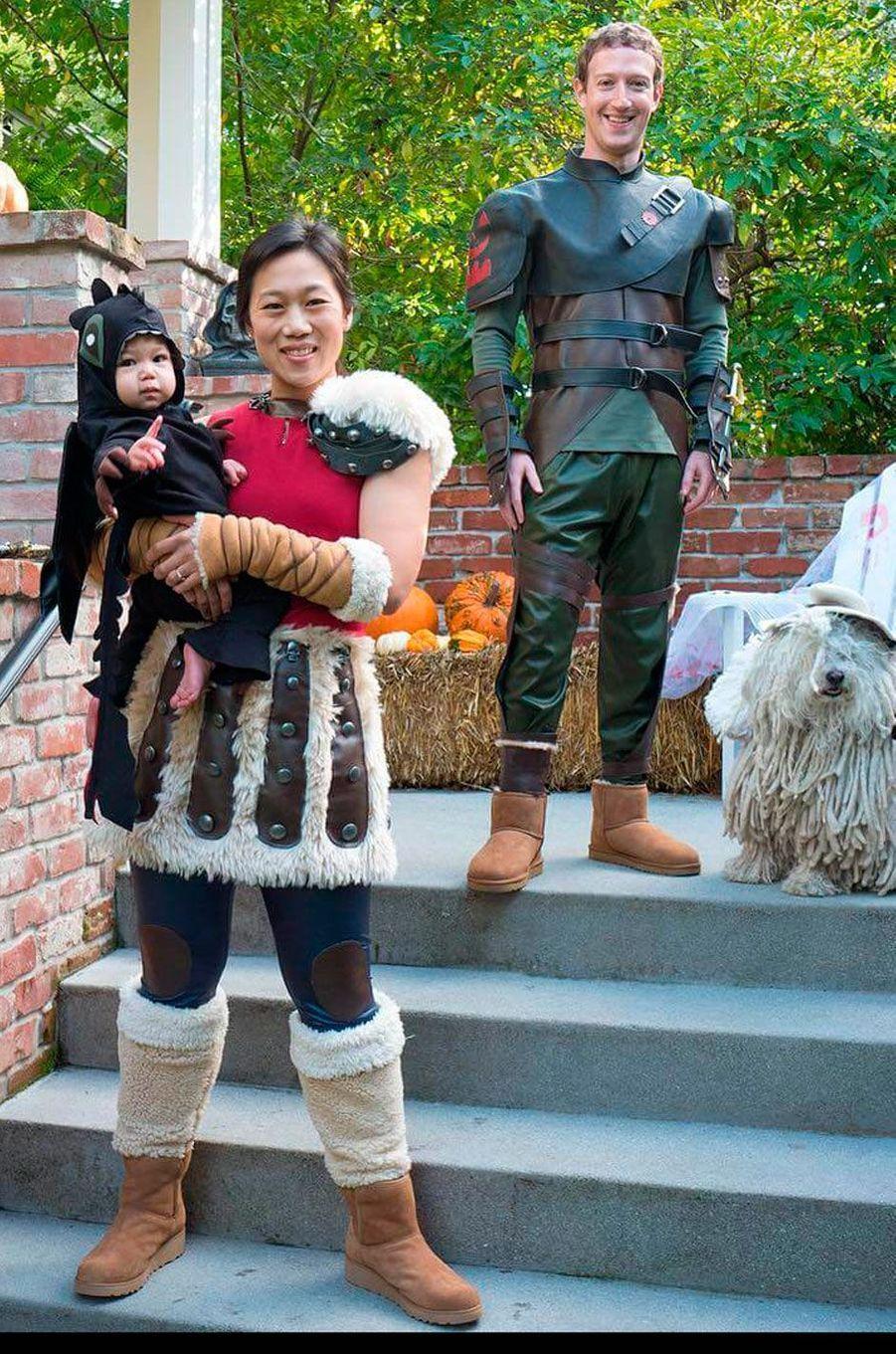 Mark Zuckerberg et Priscilla Chan ont fondé une famille depuis plusieurs années