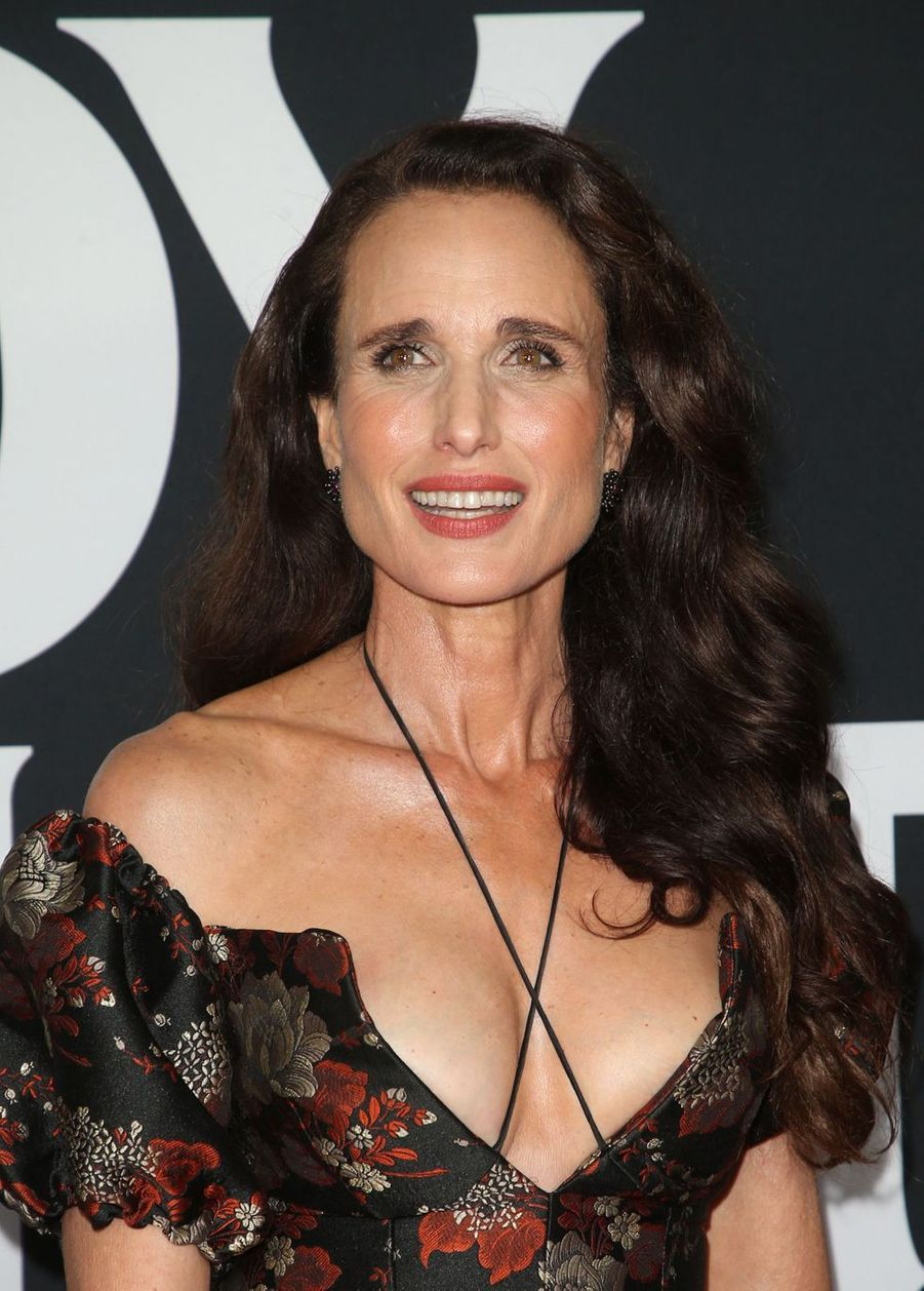 Andie MacDowell, 61 ans et toujours aussi envoûtante
