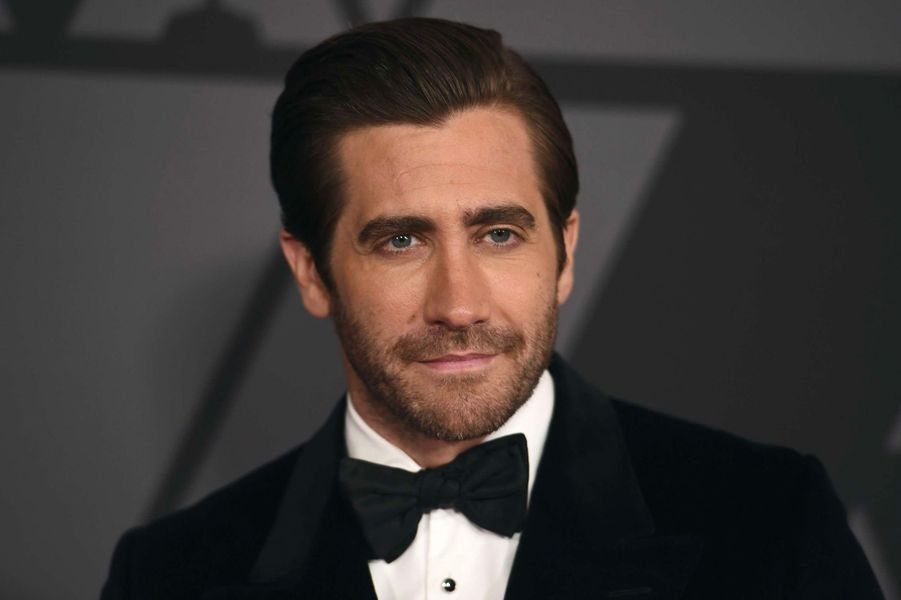 Jake Gyllenhaal aux Governors Awards à Los Angeles, samedi 11 novembre