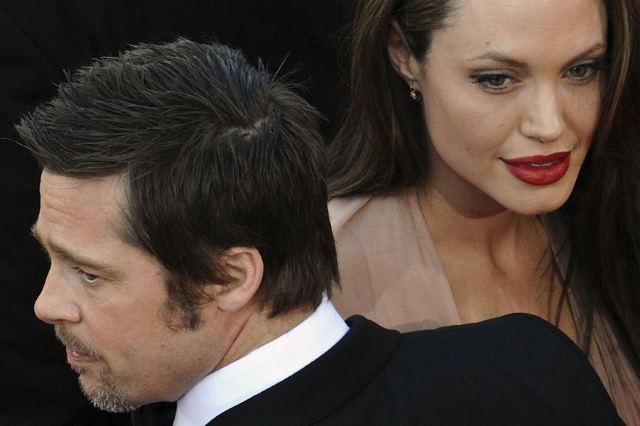 Angelina Jolie et Brad Pitt, la fin d'une belle histoire d'amour