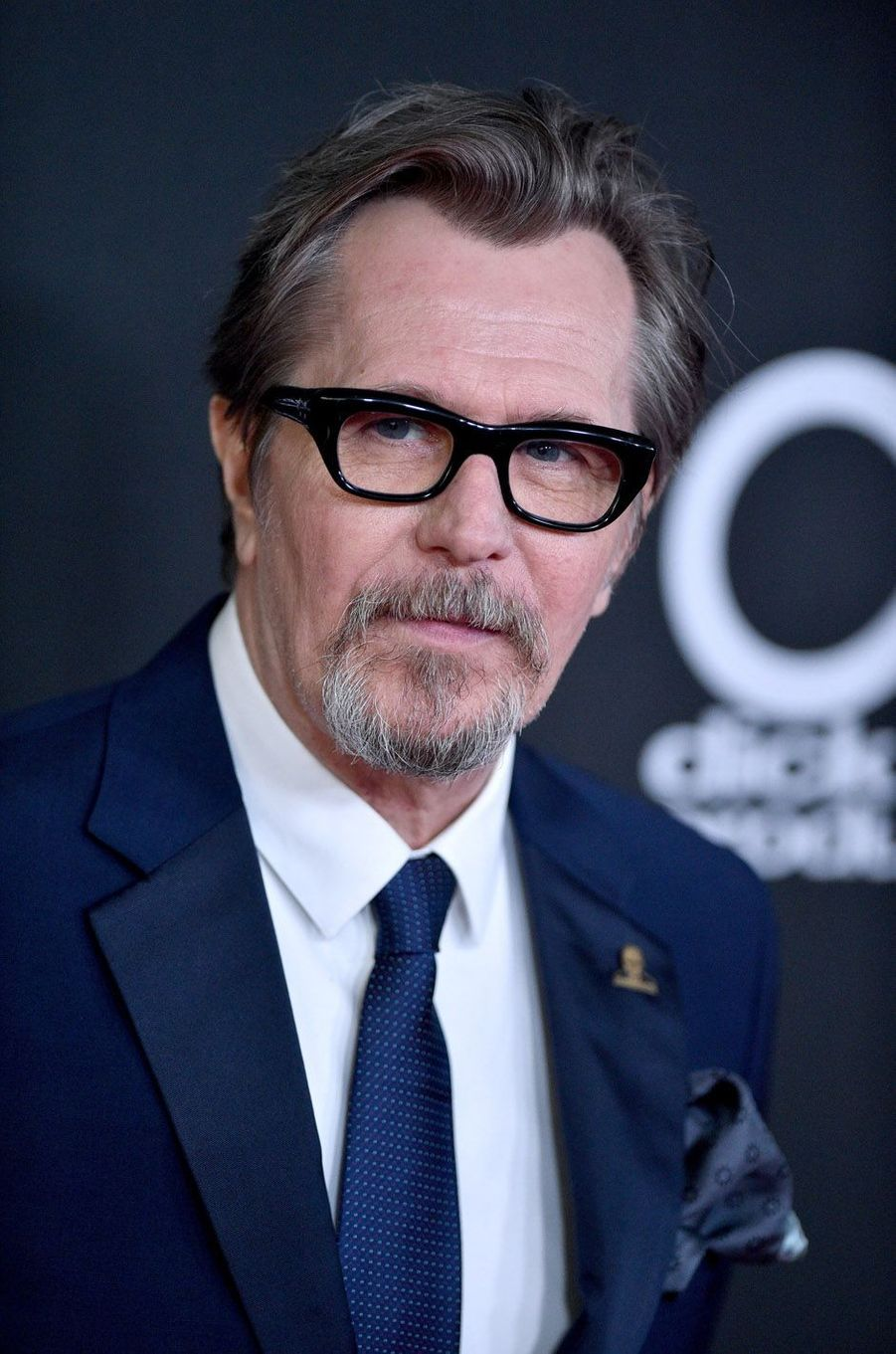 Gary Oldman à la cérémonie des Hollywood Film Awards à Beverly Hills, le 5 novembre 2017.