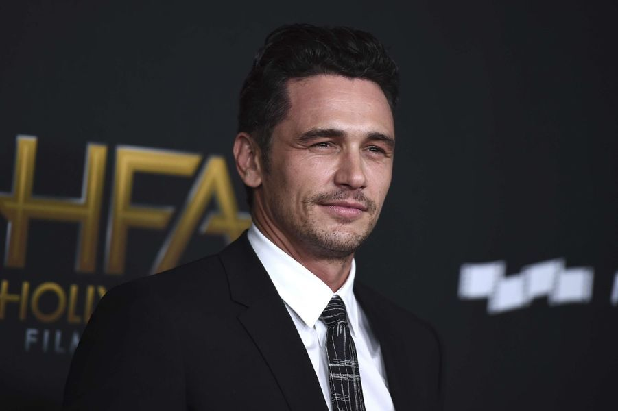 James Franco à la cérémonie des Hollywood Film Awards à Beverly Hills, le 5 novembre 2017.