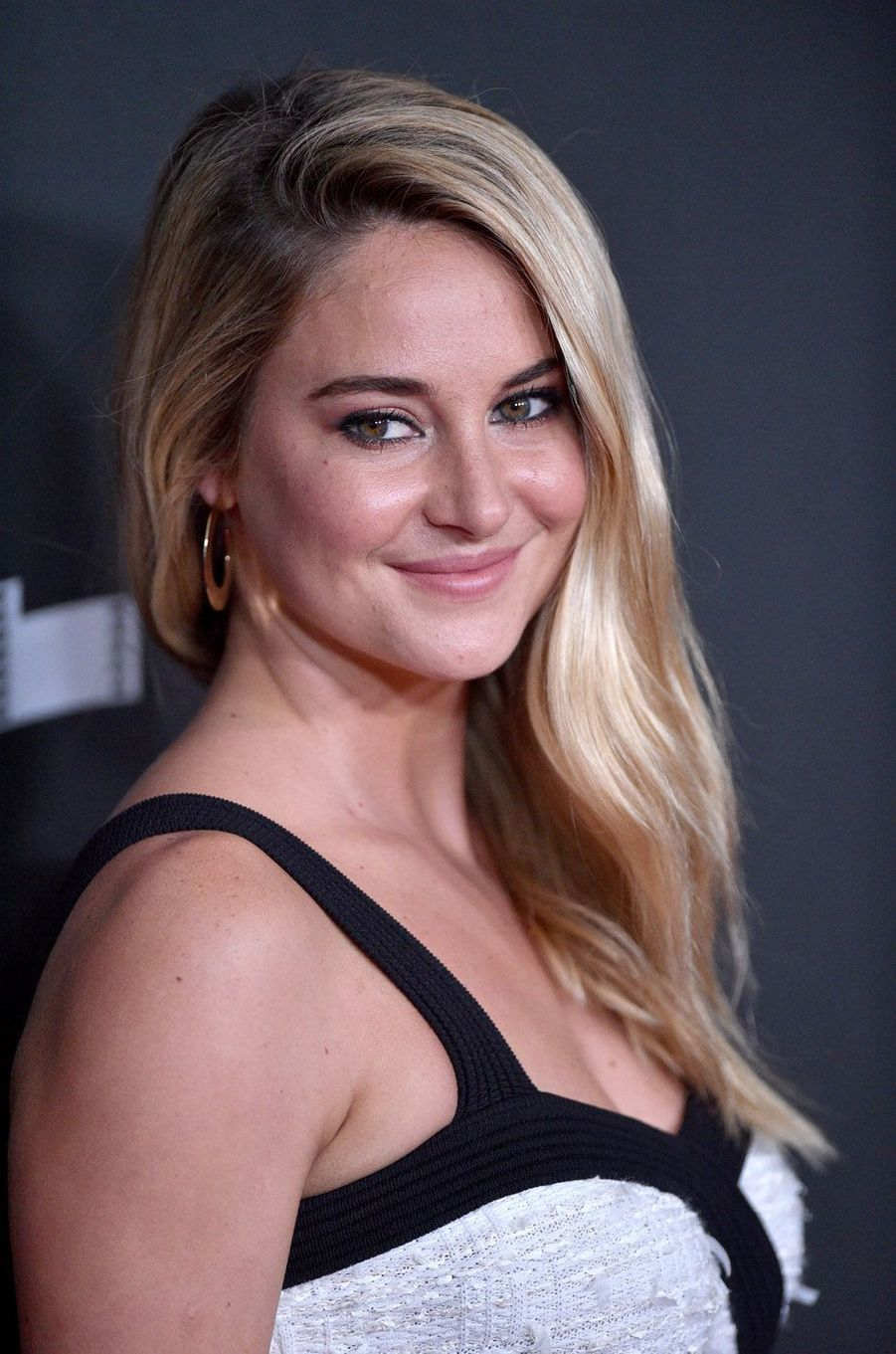 Shailene Woodley à la cérémonie des Hollywood Film Awards à Beverly Hills, le 5 novembre 2017.