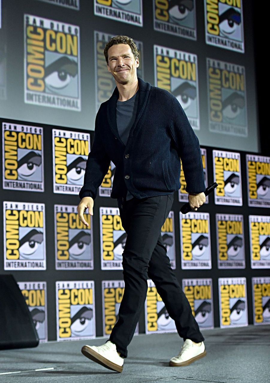Benedict Cumberbatchau Comic-Con à San Diego le 20 juillet 2019