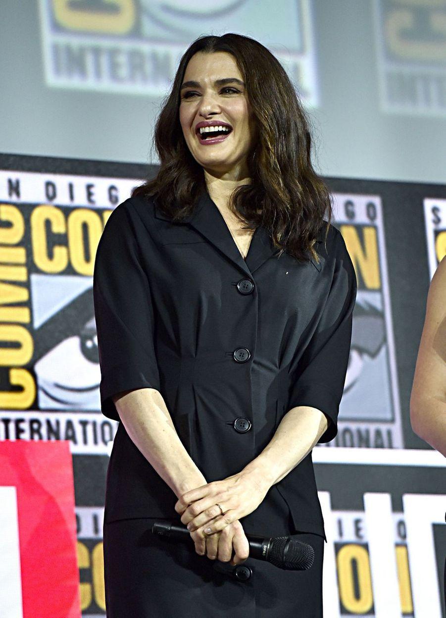 Rachel Weiszau Comic-Con à San Diego le 20 juillet 2019