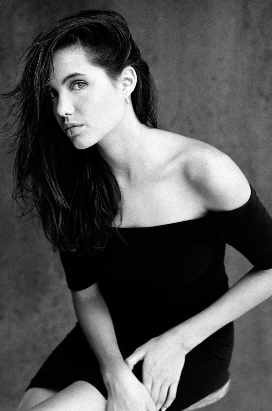 Angelina Jolie à Londres.