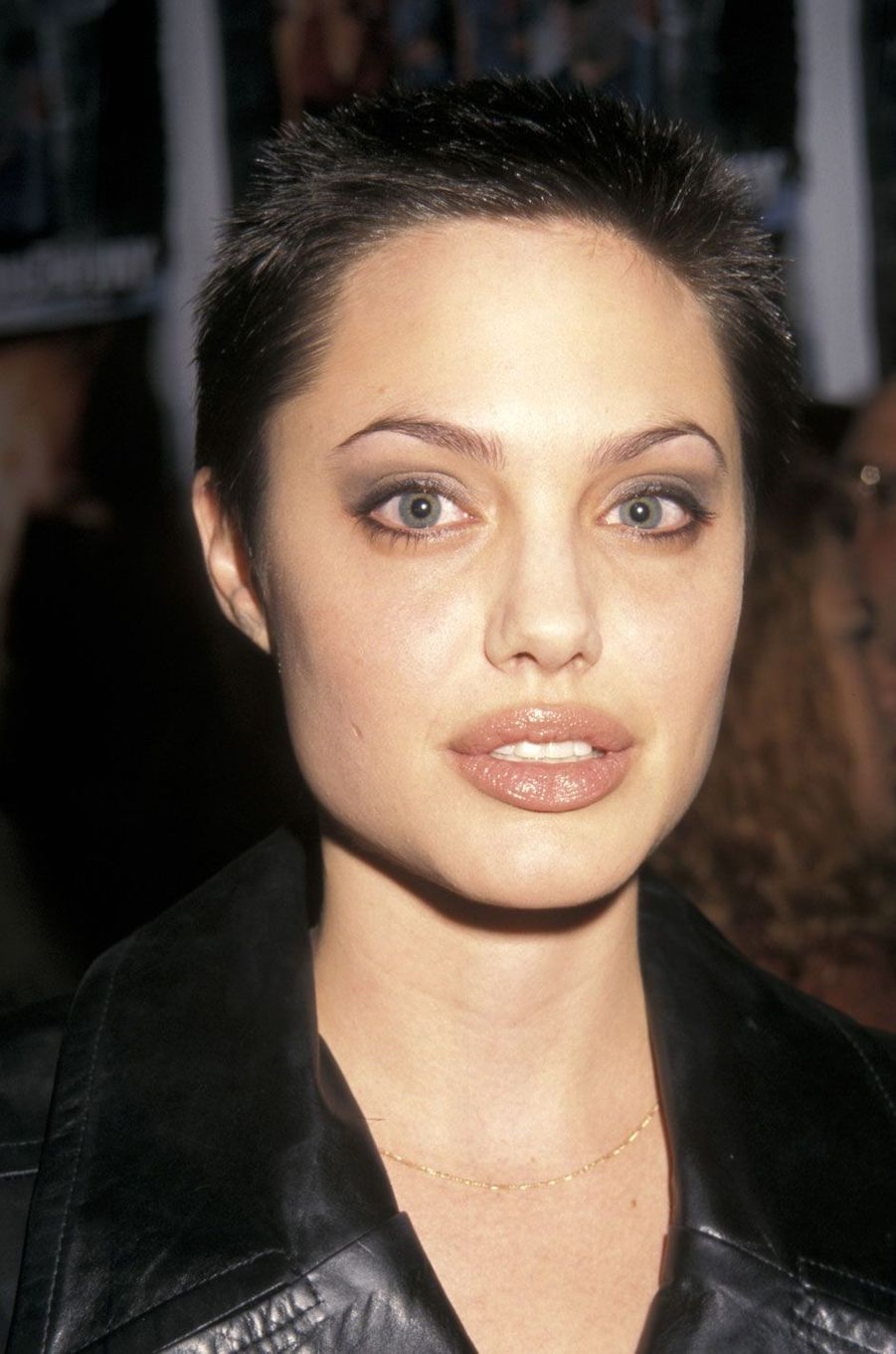 Angelina Jolie à New York.