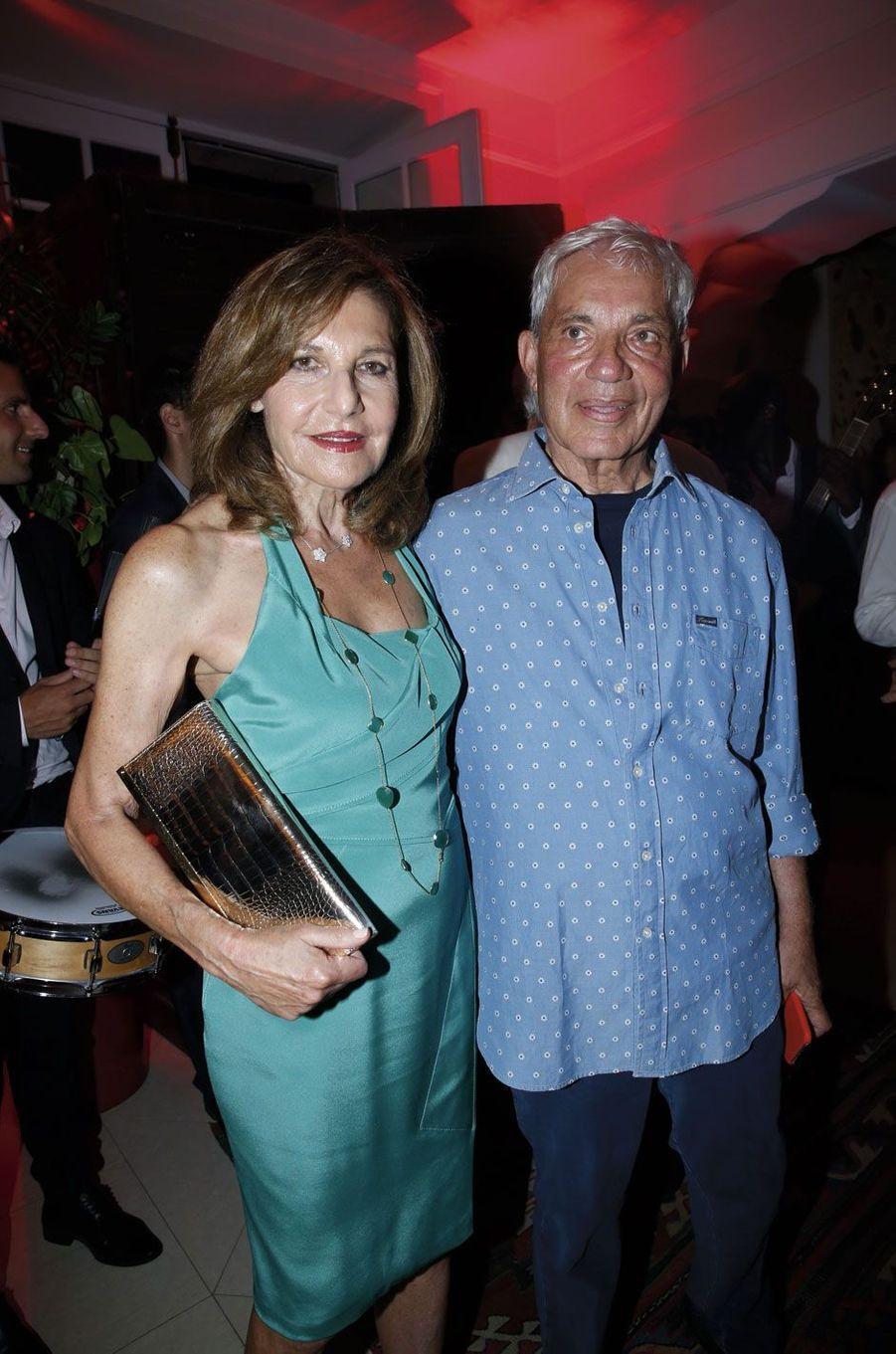 Joyce et Simon Reuben.
