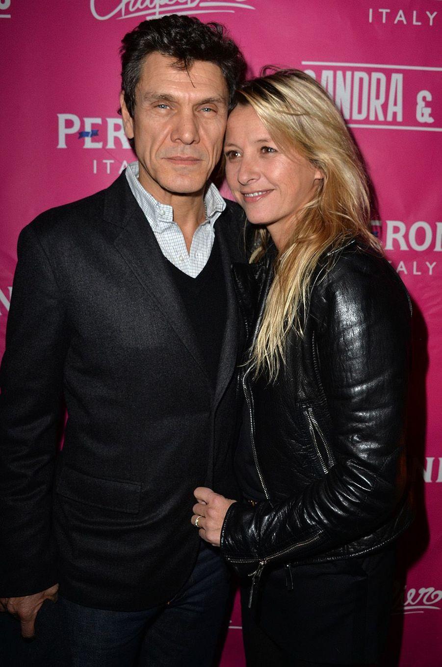 Marc Lavoine et son épouse Sarah se séparent après 22 ans de mariage.