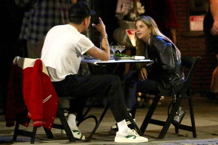 Ashley Benson et G-Eazy à Los Angeles le 21 juin 2020