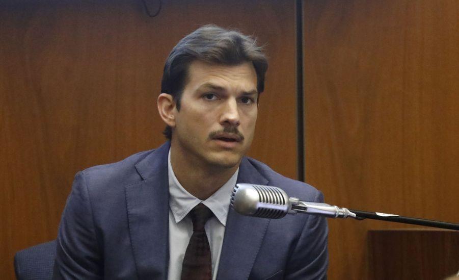 L'acteur Ashton Kutcher témoin au procès d'un serial killer présumé —