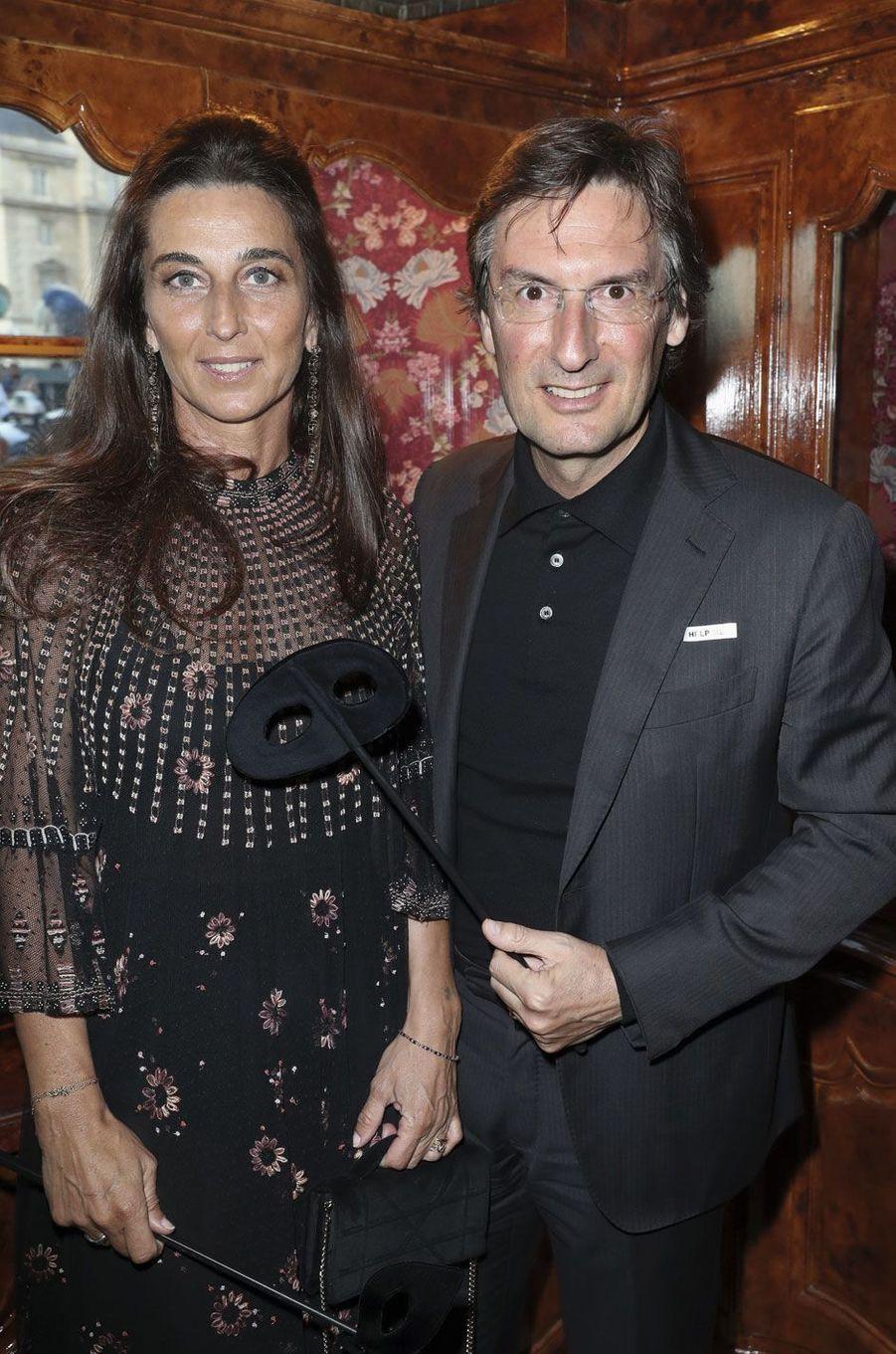 Elisabetta et Pietro Beccari.