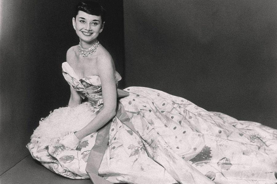 Audrey Hepburn en 1952