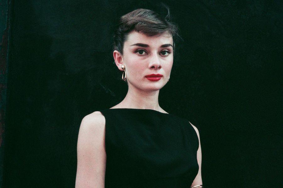 Audrey Hepburn en 1955
