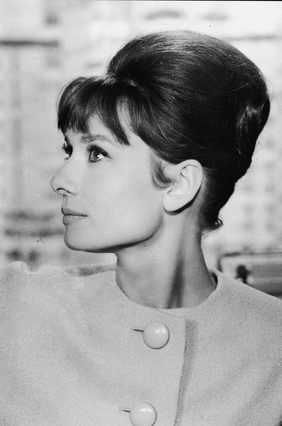 Audrey Hepburn en 1960