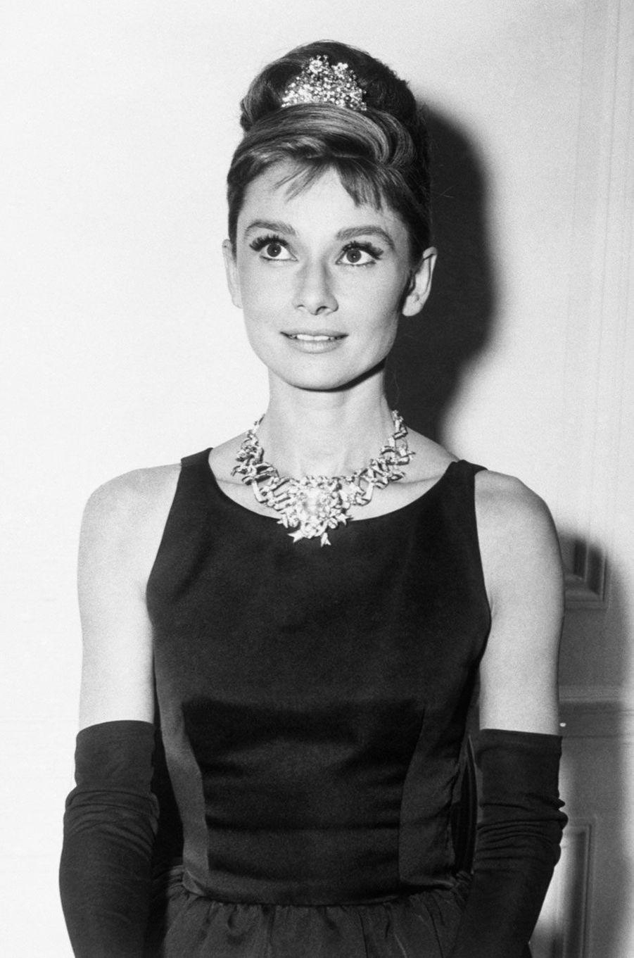 Audrey Hepburn en 1961