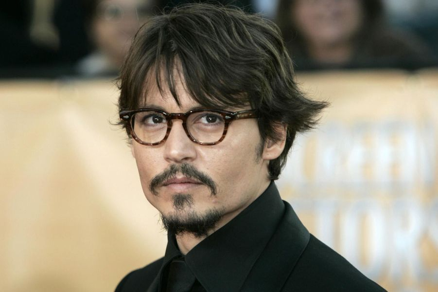 Johnny Depp en 2005 à Los Angeles.