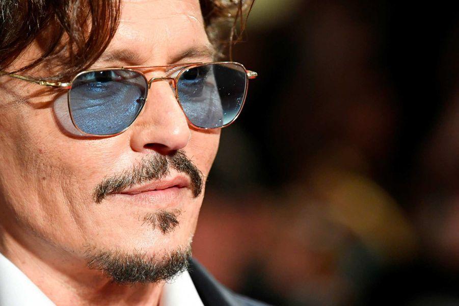 Johnny Depp est arrivé à Venise vendredi