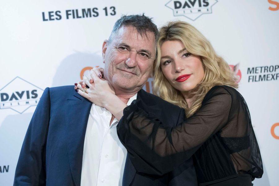 Jean-Marie Bigard et Lola Marois Bigard