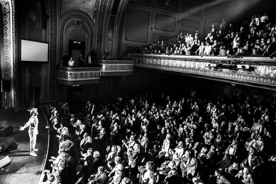 Standing ovation pour « Il est où le bonheur » à Québec, le 15septembre.