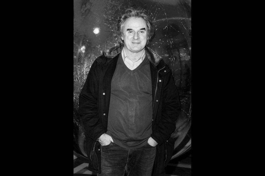 Jean-Christophe Grangé.