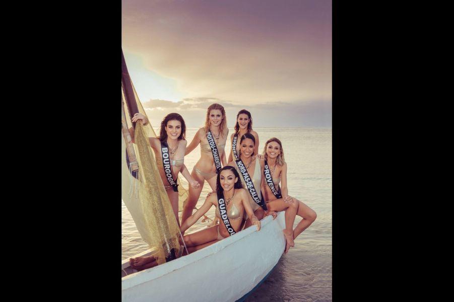 Au programme : yoga, bateau et séances photo… mais interdiction de poster sur les réseaux sociaux
