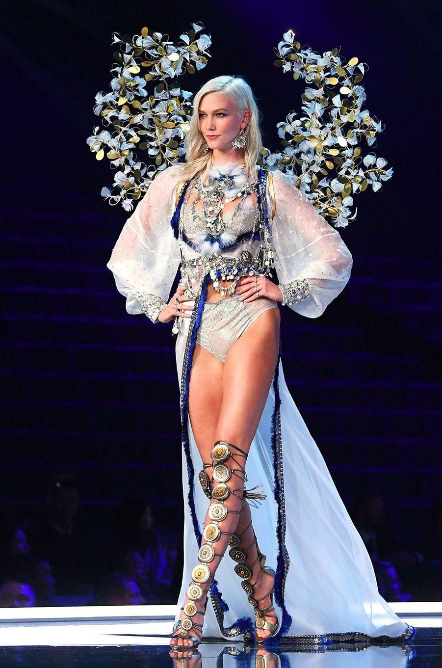 Karlie Kloss au Victoria's Secret Fashion Show à Shanghai